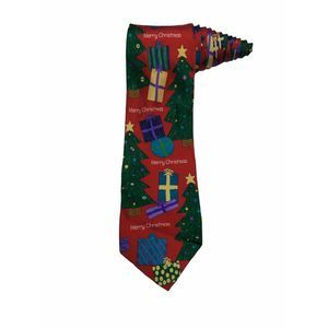 Save The Children Merry Christmas  8  Tie